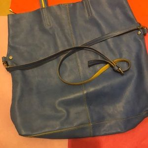 Asia Bellucci made in Italy handbag leather